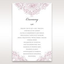 Jewelled Elegance order of service DG11591