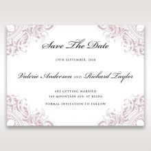 Jewelled Elegance save the date DS11591