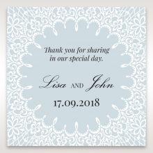 Laser Cut Love gift tag DF14130