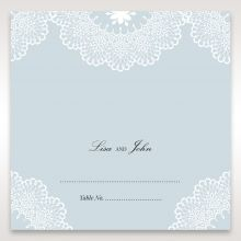 Laser Cut Love place card DP14130