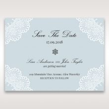 Laser Cut Love save the date DS14130