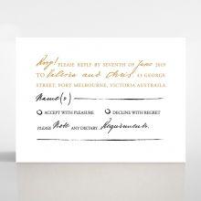 Love Letter rsvp card DV116105-YW