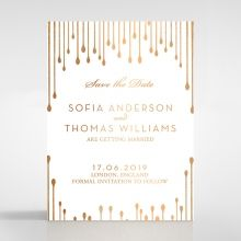 Luxe Intrigue save the date DS116087-GW-MG