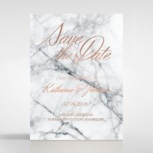 Marble Minimalist save the date DS116115-KI-RG