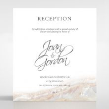 Moonstone reception card DC116106-DG