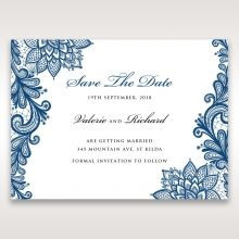 Noble Elegance save the date DS11014