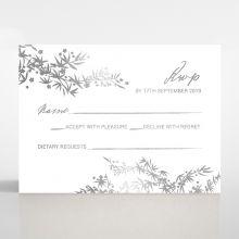 Oriental Romance rsvp card DV116056-GK-MS