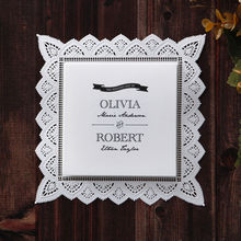 White Everly - Wedding invitation - 33