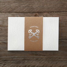 Brown Eternity - Wedding invitation - 52