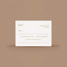 Rustic Lustre (Copy) - RSVP Cards - DV116092-GW-GG-1 - 183258