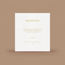 Rustic Lustre (Copy) without foil - Reception Cards - DC116092-GW-GG-2 - 183522