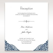 Royal Frame reception card DC15088