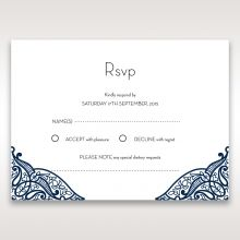 Royal Frame rsvp card DV15088