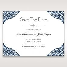 Royal Frame save the date DS15088