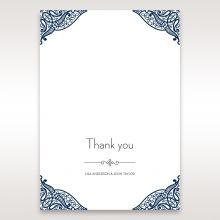 Royal Frame thank you card DY15088
