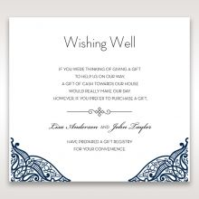 Royal Frame wishing well card DW15088