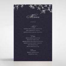 Secret Garden menu card DM116057-GB-MS