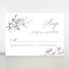 Secret Garden rsvp card DV116057-GB-MS