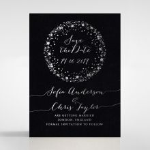 Star Dust save the date DS116119-GK-GS