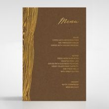 Timber Imprint menu card DM116093-NC-GG