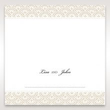 Vintage Lace Frame place card DP15040