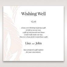 Orange Mystic Forest - Wishing Well / Gift Registry - Wedding Stationery - 0