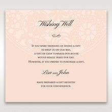 Orange Pink Light Romance - Wishing Well / Gift Registry - Wedding Stationery - 85