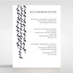 Unbroken Romance wedding accommodation invite