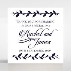 Unbroken Romance gift tag design