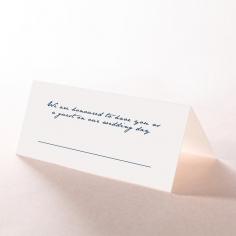 Eternal Simplicity reception place card stationery item