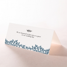 Forest Love wedding stationery place card