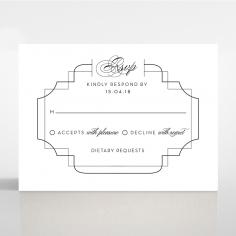 Paper Regal Enchantment rsvp invite