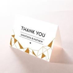 Digital Love thank you wedding stationery card item