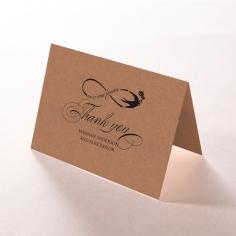 Precious Moments wedding thank you card design