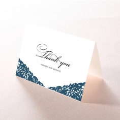 Royal Prestige thank you stationery card item