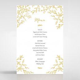 Fleur menu card DM116058-DG
