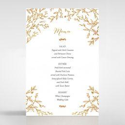 Fleur menu card DM116058-TR-GG