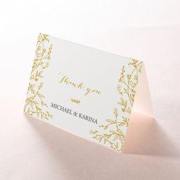 Fleur thank you card DY116058-DG