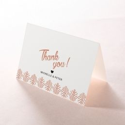 Luxe Rhapsody thank you card DY116066-PK