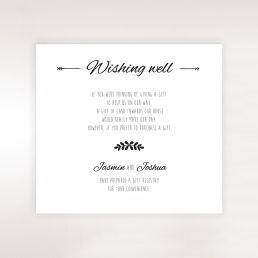 Wishing Well Cards I Wedding Stationery Sets