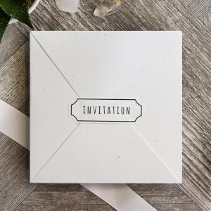 Modern wedding invitations elegant designs eternal simplicity design stopboris Gallery