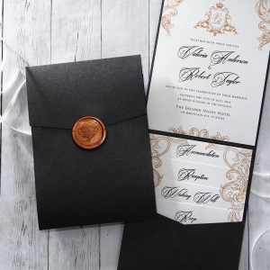 Wedding Invitations Online.Luxurious Pocket Fold Wedding Invitations Online