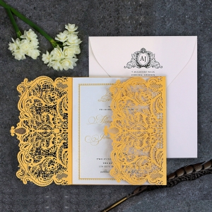 Diy wedding invitations with printable free templates royal lace wedding invite card design stopboris Choice Image