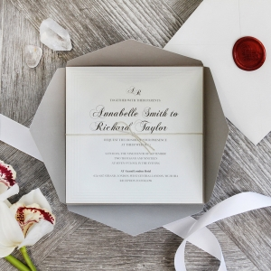 luxurious pocket fold wedding invitations online