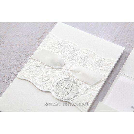 White White Dress - Wedding invitation - 58