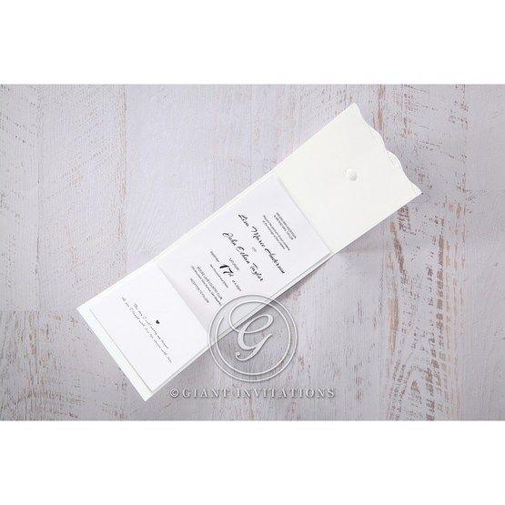 White White Dress - Wedding invitation - 62