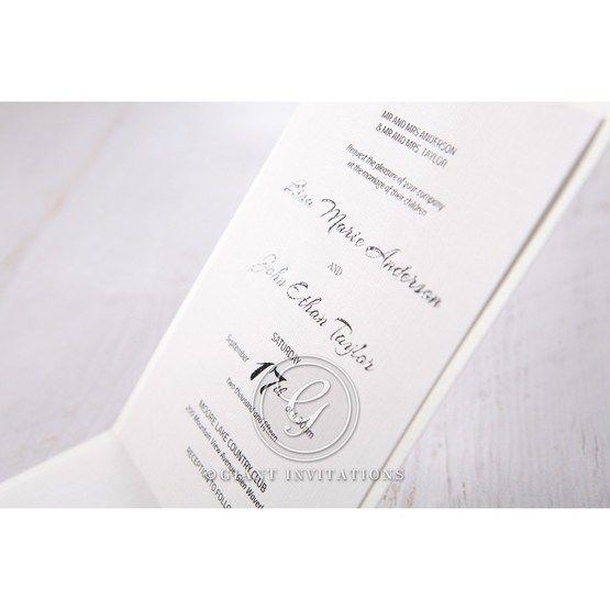 White White Dress - Wedding invitation - 63