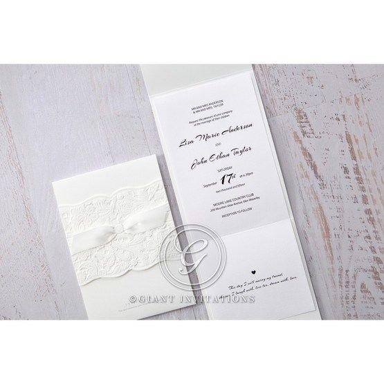 White White Dress - Wedding invitation - 64