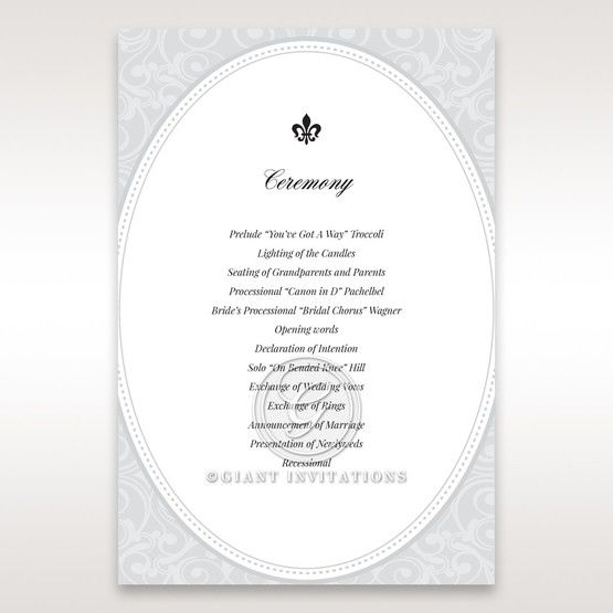 Ever_After_Laser_Cut_Frame-Order_of_service-in_White