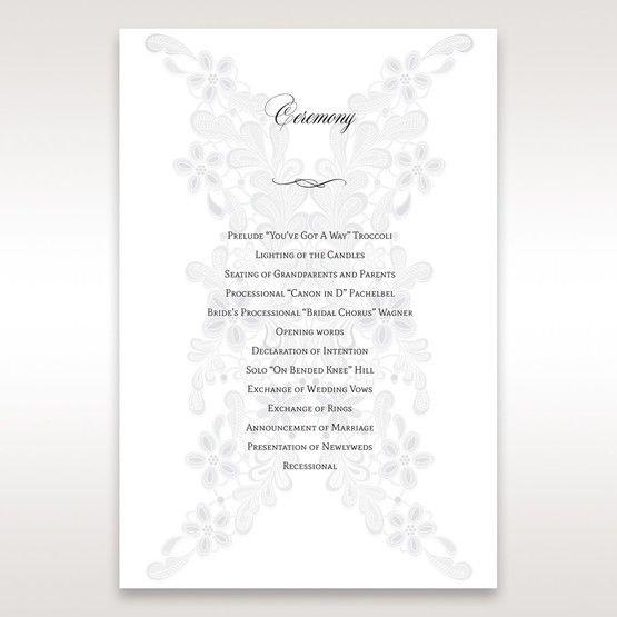 Everlasting_Love-Order_of_service-in_White